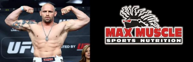 Shane Max Muscle